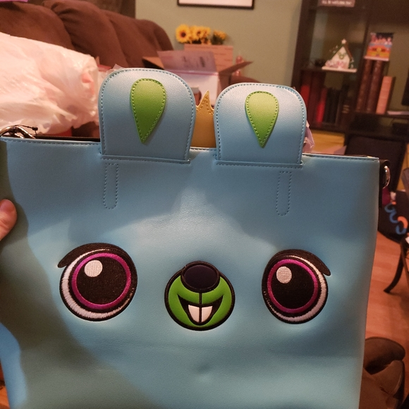 Loungefly Handbags - Loungefly toy story tote bag